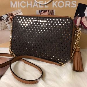 Brand New With Tags Michael Kors Crossbody